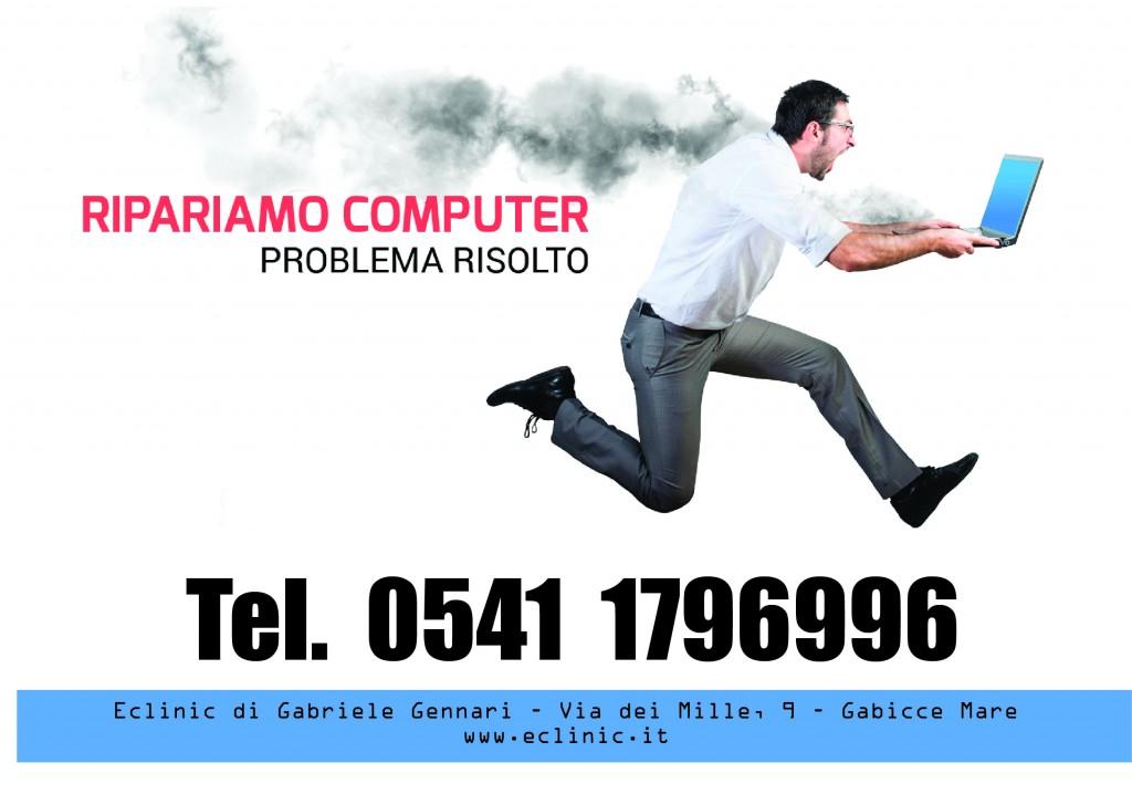Eclinic Ripariamo computer